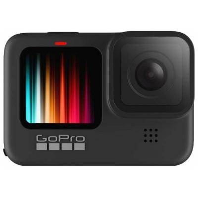 Экшн-камера GoPro HERO9 Black Edition (CHDHX-901-XX) черный