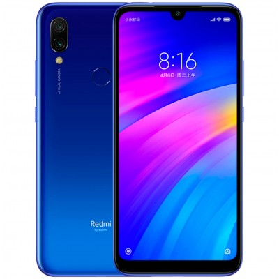 Смартфон Xiaomi Redmi 7 3/32GB Blue Global (Голубой)