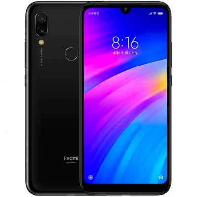 Смартфон Xiaomi Redmi 7 3/32GB Black Global (Чёрный)