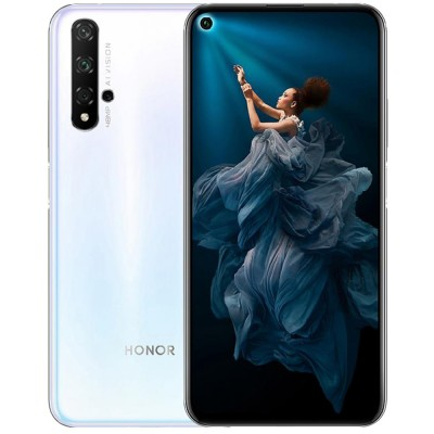 Смартфон Huawei Honor 20 6/128Gb White (Белый)